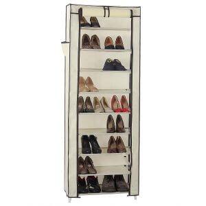 Armoire à chaussures 10 paires