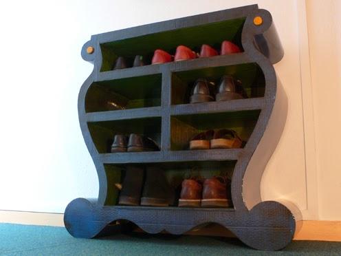 meuble a chaussure pour couloir