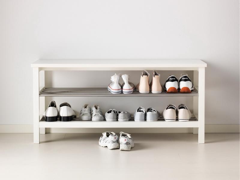 meuble à chaussures bissa ikea